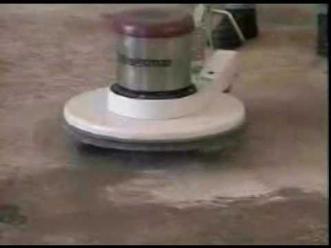Paint coating removal tool for concrete floors scrape for Clean oil off concrete