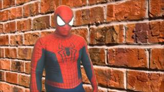 Spider man mexicano! pongan  un mejor nombre en los coments!