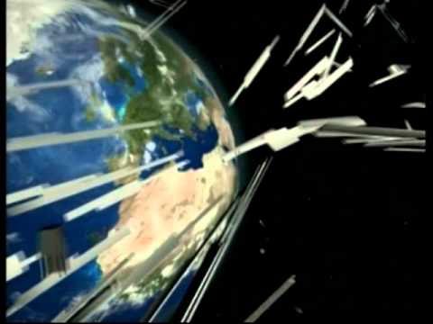 Old Satellites Become Space Debris and Jeopardizes Future Space Missions
