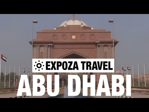 Abu Dhabi (United Arab Emirates) Vacation Travel Video Guide