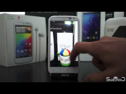 HTC Sensation XL official Android 4.0 / Ice Cream Sandwich update