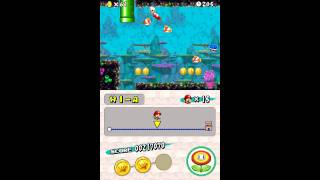 New Super Mario bros DS - World 1 Part 2