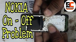 Nokia 105 Automatic On Off Problem