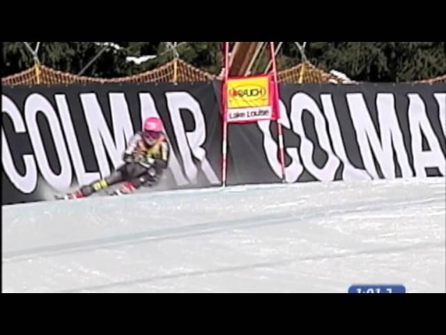Keely Kelleher World Cup Ski Racer