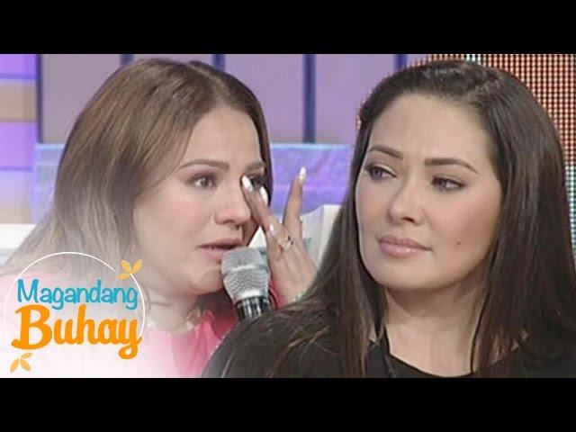 Magandang Buhay: Ruffa and Karla get emotional