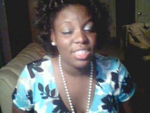 alesha singing quotbreaking pointquot by keri hilson youtube