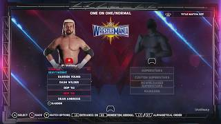 WWE 2K18 COMPLETE ROSTER REVIEW [HD]