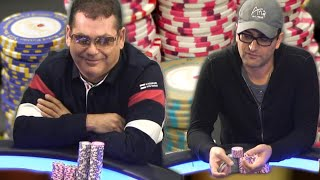 Antonio Esfandiari & Francisco Battle With Over $100,000 On The Line ♠ Live at the Bike!