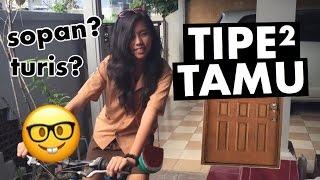 TIPE-TIPE TAMU #1 |  It's Sunshine