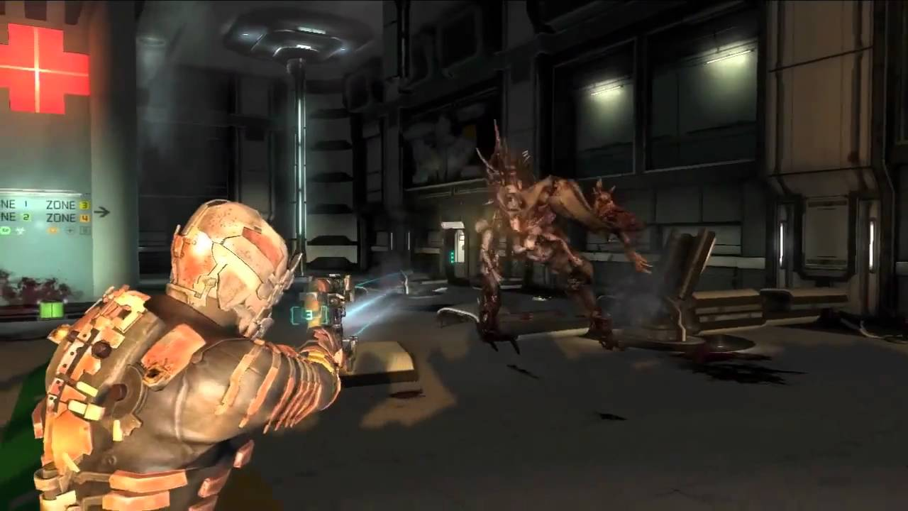 21 minutos de Gameplay de Dead Space 2