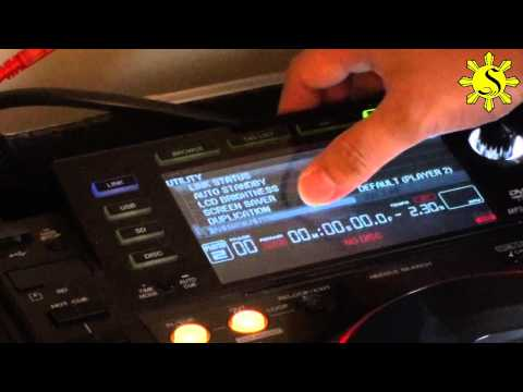 Tips & Tricks: Pioneer CDJ-2000 Firmware Update