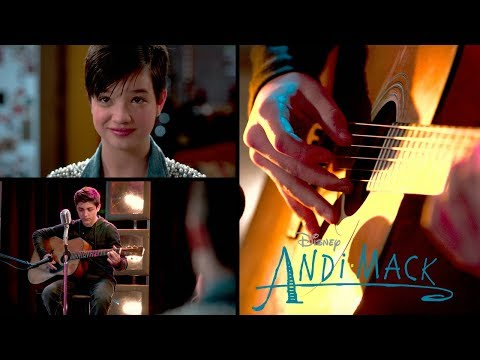 Being Around You (Music Video)   Andi Mack   Disney Channel