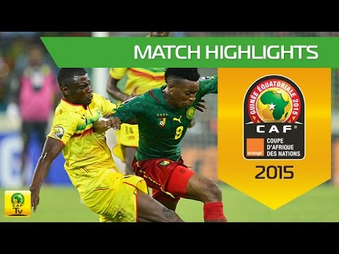 Mali - Cameroon | CAN Orange 2015 | 20.01.2015