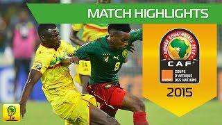 Can 2015 | Poule D - Mali 1-1 Cameroun