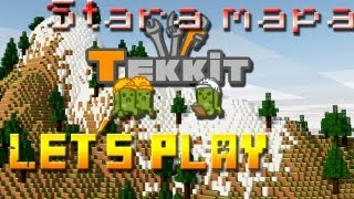 Tekkit česky [Stará mapa z verze 1.2.5, 1. série] + Download | Minecraft |