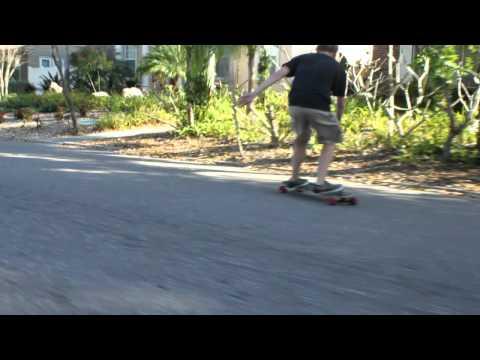 Longboarding: Joe Duff