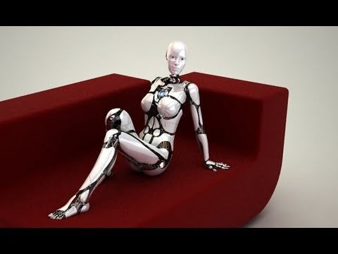 3d Game | The Eve 1138 Android Sensual Cyborg Robot 3D Photorealistic Animation HD | The Eve 1138 Android Sensual Cyborg Robot 3D Photorealistic Animation HD