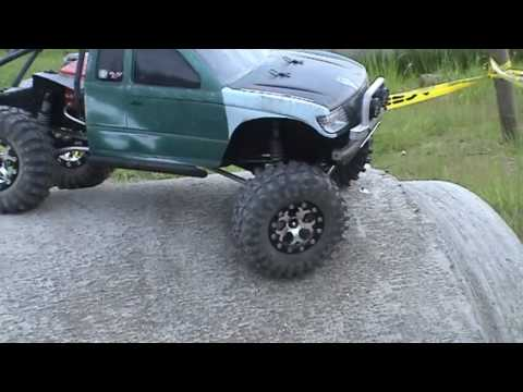 rc scale truck trail, doclands 11/05 (part-2)