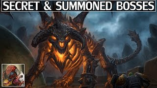 World of Warcraft's Secret & Summoned Bosses