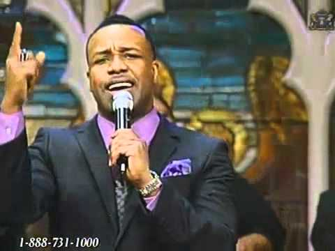 Vashawn Mitchell on TBN March 8, 2011 Chasing After You