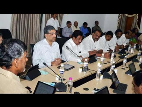 In a first, Andhra Pradesh holds a paperless cabinet meet
