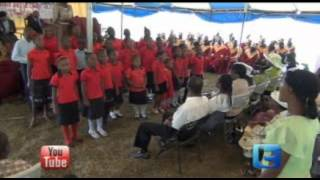 Don't Let A Wounded Soldier Die! EHC Ritches JamaicaYouth Choir 2012.#1