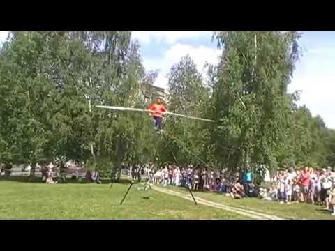 Дагестанские Канатоходцы г. Пермь