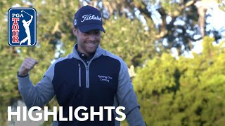 Tyler Duncan39s winning highlights from The RSM Classic 2019