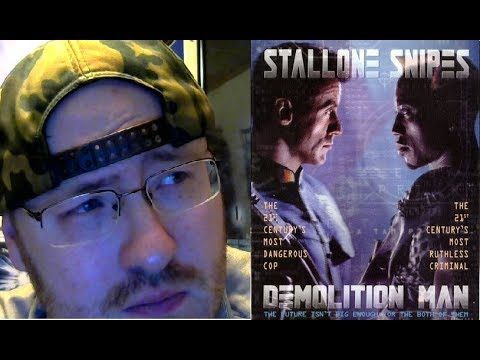Demolition Man (1993) Movie Review - Defending An Underrated Classic
