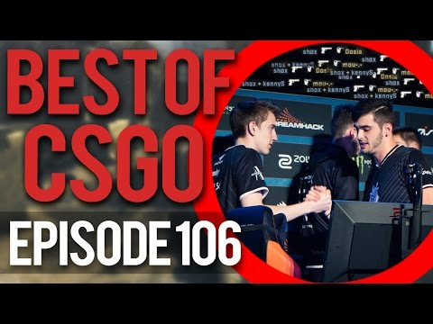 SHOX SNEAKY BEAKY LIKE! BEST OF TWITCH CS:GO #106