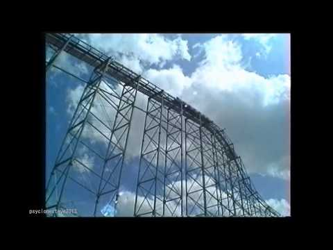 Steel Phantom. Kennywood 1993.