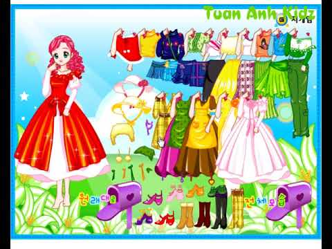 Fashion Kids Games - Makes Up Games For Girls - Learn Design Fashion