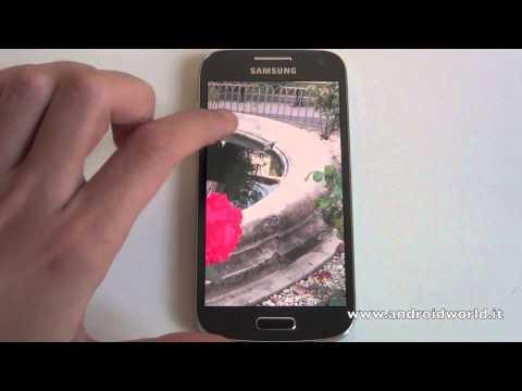 Samsung Galaxy S4 Mini, recensione in italiano by AndroidWorld.it