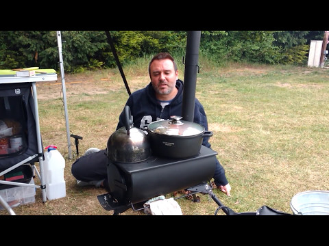 Frontier Stove by Anevay - initial impressions video review
