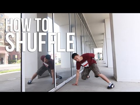 How to Breakdance | Shuffle | Footwork 101