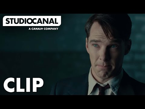 THE IMITATION GAME - Clip #4 - Alan Turing