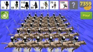 STICKMAN SIMULATOR - Walkthrough Gameplay Part 2 (Stickman Simulator Final Battle Mod)