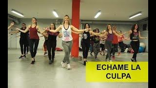 Download Lagu ZUMBA - Enchame la culpa by Luis Fonsi, Demi Lovato Gratis STAFABAND