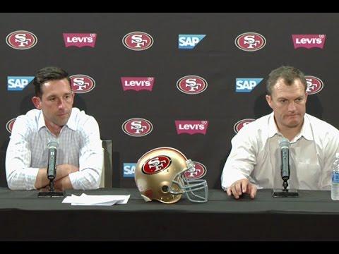 Shanahan And Lynch Discuss Qb C J Beathard