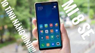 10 tính năng hay trên Xiaomi Mi 8 SE: Bá chủ phân khúc 7 triệu