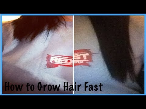 GROW YOUR HAIR LONG FAST! =Mane 'n Tail Review=