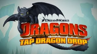 DreamWorks Dragons_ TapDragonDrop iPhone/iPad Gameplay (Universal App)