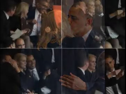 Obama's Selfie Scandal : Photographer behind Obama's selfie speaks out.