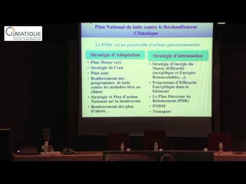Plan National de Lutte contre le R.C. (Maroc)