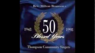 Watch Milton Brunson The Holy Ghost video