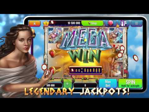 Slots Casino Games God of Sky APK Cover