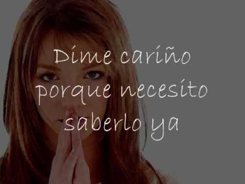 Britney Spears  Ba one more time en español