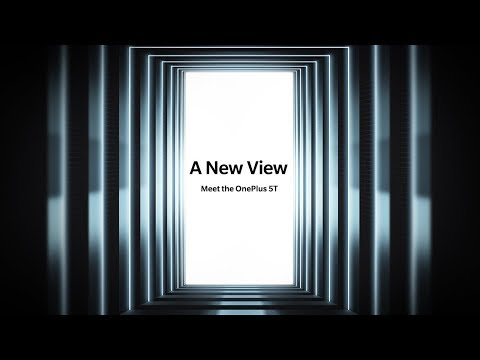 A New View - OnePlus 5T Launch Event Live