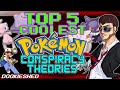 Top 5 Coolest Pokémon Conspiracy Theories