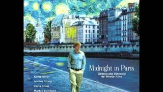 Midnight in Paris OST - 13 - Barcarolle from